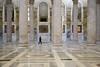 esercizio del rosso (sga77) Tags: red church rome san paolo fuori le mura colonne coloumn