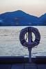 水辺の森公園の夕景 (HRS_Kenzy) Tags: 出島ワーフ nagasaki 長崎市 水辺の森公園 ジャイアント・カンチレバークレーン 夕景