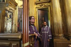 Воскресное богослужение 18 марта и праздник преподобного Иоанна Лествичника