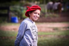 Changuito (guspaulino1) Tags: niño campo provinciadebuenosaires boina sonrisa joven buenosaires argentina nikon8020028 nikond750