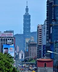 20180329  Taipei 101 Taiwan No.1 (s355474) Tags: nikon taipei 101 tamron150600mm 北門