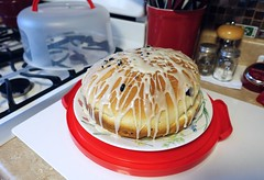 Easter Bread . . . (JLS Photography - Alaska) Tags: bread babka easterbread ukrainianeasterbread jlsphotographyalaska baking kitchen food easter cooking cabincooking cabinlife