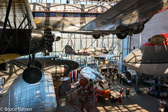 180324 Washington-06.jpg (Bruce Batten) Tags: shadows locations aircraft museums trips occasions people subjects reflections buildings vehicles usa businessresearchtrips washingtondc airplanes washington districtofcolumbia unitedstates us