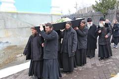 09. Похороны схимон. Любови в Богородичном