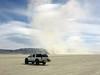 Playa camp (simonov) Tags: blackrockdesert black rock desert nevada playa drylake badmamajama 1998 chevrolet suburban suv lifted 4wd 4x4 dust storm haboob brd