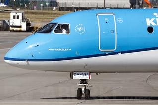 KLM PH-EZM 24-3-2018