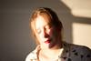 Day 9, Year 11. (evilibby) Tags: 365 36511 365days 365days11 libby sunshine magichour blonde shadows redlipstick