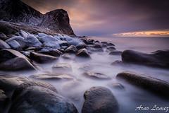 IMG_5758.jpg (arnolamez) Tags: seascape sea lofoten landscape paysage poselongue longexposure nisi norvege norway