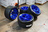 project-6gr-10-brushed-blue-warehouse-08 (PROJECT6GR_WHEELS) Tags: project 6gr 706 10 ten brushed blue gt350 gt ford mustang focus rs challenger