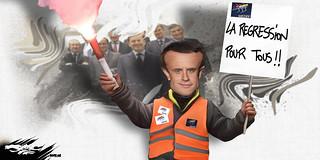 jerc-caricature-Emmanuel-Macron-non-a-la-separatio-du-medef-et-de-l-etat-st-2018-04-05