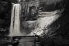 Taughannock Falls (mulveyraa2) Tags: blackandwhite exported fingerlakes ithaca landscape travel taughannockfalls waterfall water drama