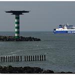 Stena Forerunner and Brittania Seaways thumbnail