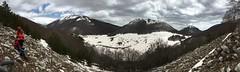 Piano Ruggio panoramica dal Belvedere del Tiglio