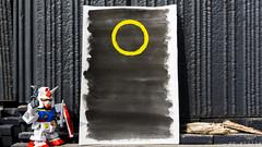 Eclipse (exewproject) Tags: actionfigures art gunpla abstract abstractart abstractphotography abstraction artlovers arte artoftheday artworks contemporaryart creative fineart igart instaart lukisan watercolor watercolorabstract watercolorpainting