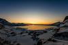 Grøtfjoden sunset (mirrormatch) Tags: sunset arcticlight solnedgang grøtfjord