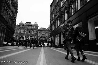 Leeds street life