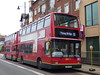 Breaking The Green Zone (londonbusexplorer) Tags: goahead london volvo b7tl plaxton president pvl391 lx54hae 93 putney bridge wimbledon north cheam tfl buses strike extra