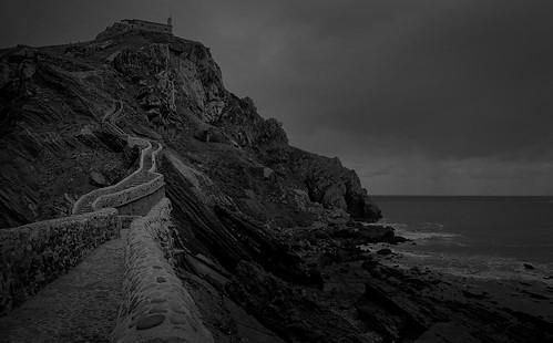San Juan de Gaztelugatxe. Basque Country   San Juan de Gaztelugatxe. Euskal Herria • Nikon D70