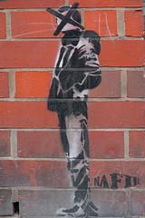 Urban Nation (Marco Braun) Tags: stencil schablone pochoire urbanart streetart graffit berlin 2017 urbannation kopf head schwarz weiss black wjhite noire blanche nafir deutschlandgermanyallemangne