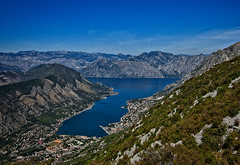 Kotor (MrBlueSky*) Tags: kotor montenegro bayofkotor bokakotorska travel panorama nature outdoor colour pentax pentaxart pentaxlife pentaxawards pentaxflickraward pentaxistd aficionados
