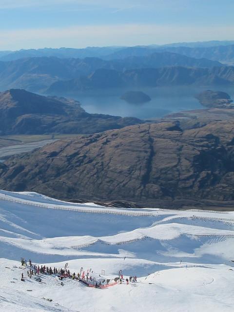 27 July NZ Snowboarder Banked Slalom 2012