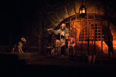 A Pirate's Lesson in Futility - Disneyland Edition (TheTimeTheSpace) Tags: disneyland disneylandresort piratesofthecaribbean pirates jail nikond810 nikon2814
