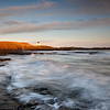 Bamburgh lighthouse and waves (alf.branch) Tags: bamburgh lighthouse northumbria northsea sea seaside seawaves seascape seashore rocks rough roughsea water waves wave alfbranch landscape sunrise sunshine cold winter olympus olympusomdem1 omd