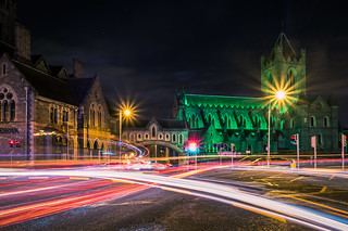 Christ Church Cathedral - Dublin, Ireland - travel photography
