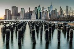Gateway to Gotham City (_Robert C_) Tags: brooklyn manhattan cityscape piers d800 sigma 2470mm
