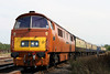 D1015 'WESTERN CHAMPION' (Cumberland Patriot) Tags: br british rail class 52 d1015 1015 western champion hydraulic dieselhydraulic loco locomotive maybach md655 voith diesel traction group preserved passenger charter train