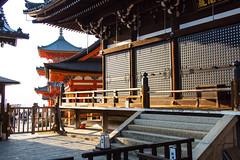 Kiyomizudera Temple, Kyoto, Japan (JustTravellingSolo) Tags: japan kyoto shrine temples kiyomizudera solotravel