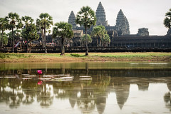 Angkor Wat (jameslf) Tags: angkor angkorwat architecture buildings cambodia lake pond reflections siemreap temples water