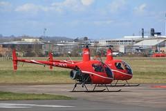 Robinson R-22s (egbjdh) Tags: philkeene march2018 egbj staverton gloucester
