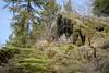 crying rock (husiphoto) Tags: felsen rock wasser water moos moss stein stone bach creek quelle source landschaft landscape green grün schweiz swiss baum tree