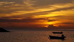 Coucher de Soleil sur Bouillante - 971 Guadeloupe (FloLfp) Tags: sunset
