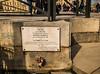 Pont des Arts Memorial for Vercors (Ed Newman) Tags: paris france vercors writers french ecrivain memorial pontdesarts
