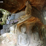 Cave Carvings, Phnom Santuk Mountain thumbnail