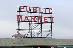 IMG_5432 (avsfan1321) Tags: seattle washington washingtonstate usa unitedstates unitedstatesofamerica pikeplace fishmarket sign neon