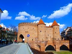 Varosvia ciudad antigua (ergos35) Tags: ciudad varsovia antigua polonia europa