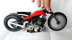 Lego Technic Chopper (MOC - 4K) (hajdekr) Tags: lego buildingblocks guide buildingguide tip help tips stepbystep inspiration design moc myowncreation instructions toy model buildingbricks bricks brick builder buildingtoy motorbike bike motorcycle vehicle chopper inlinefourengine motor massive hardtail badass american cruiser straightfour singlerow straightline cylinder ride rider