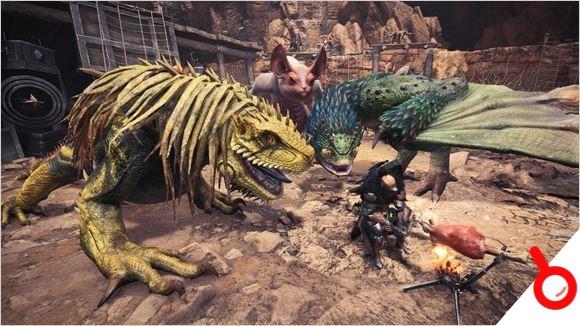 《怪物獵人世界》新活動任務公布 包含新防具