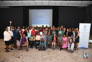 Share Fair: Collaborating and Learning towards Treat All in the Caribbean 15 - 16 March 2018