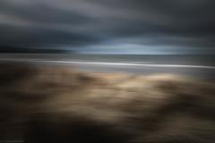 Tir a' Mhurain (strachcall) Tags: incameraeffects beach landscape intentionalcameramovement icm abstract movement scotland dunes coast blur sea