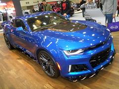 2018 Chevy Camaro ZL1 (splattergraphics) Tags: 2018 chevy camaro zl1 carshow motortrendinternationalautoshow baltimoreconventioncenter baltimoremd