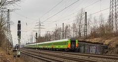 33_2018_03_23_Gelsenkirchen_Almastrasse_ES_64_U2_-_005_6182_505_DISPO_mit_FLIXTRAIN_FLX20050_Köln (ruhrpott.sprinter) Tags: ruhrpott sprinter deutschland germany allmangne nrw ruhrgebiet gelsenkirchen lokomotive locomotives eisenbahn railroad rail zug train reisezug passenger güter cargo freight fret almastrasse abrn db mrcedispolokdispo dispo rbh flixtrain siemens 0275 1232 232 6182 182 6189 es64u2 es 64 u2 kraussmaffei krauss maffei outdoor logo natur