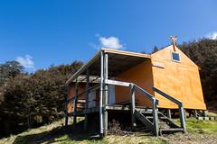 Te Pukeohikarua (Te Puke) Hut - 1 (Aaron K Hall) Tags: kawekaforestpark hawkesbay newzealand nz