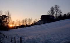 Soknedal 180331-8w2 Åseldan (JonR31) Tags: soknedal vinter winter åseldan midtregauldal trøndelag solnedgang sunset norway