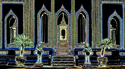 Thailand - Bangkok - Wat Phra Keo - 66dee