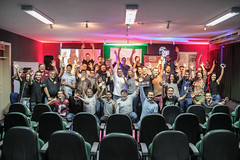 """3º Encontro Dazideia Joinville • <a style=""""font-size:0.8em;"""" href=""""http://www.flickr.com/photos/150075591@N07/27383335868/"""" target=""""_blank"""">View on Flickr</a>"""
