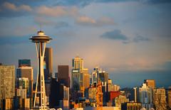 Seattle (shishirmishra1) Tags: city cityscape seattle washington buildings architecture travel flickr photos photography explore sky evening beautiful earth